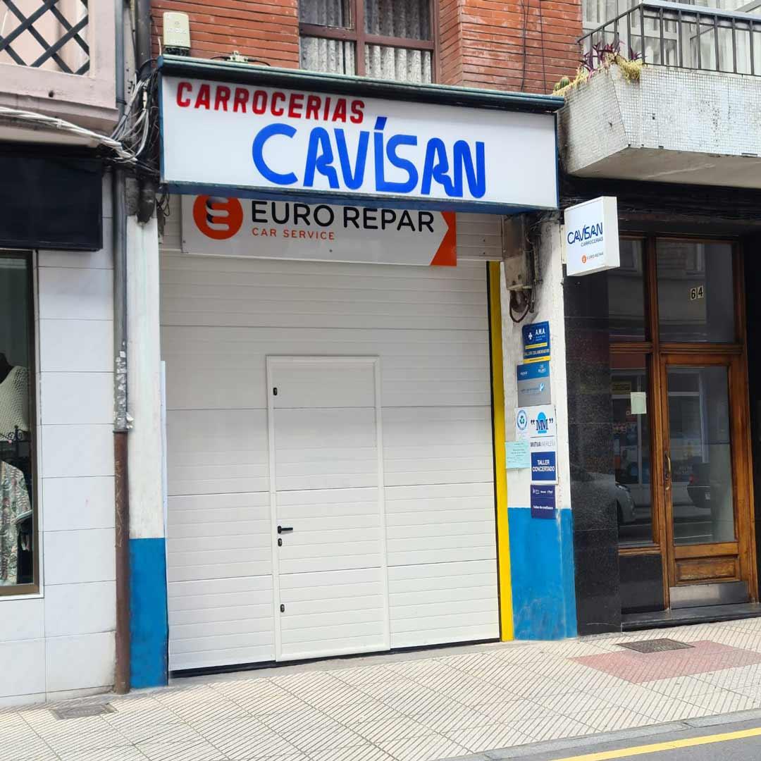 Carrocerías Cavisan